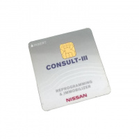 Карта иммобилайзера Nissan Consult III Reprogramming and Immobilizer Card